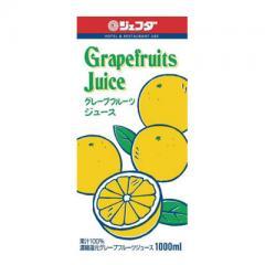 ジェフダ)グレープフルーツジュース(濃縮還元) 1L